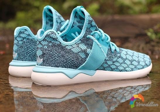 adidas Originals推出Tubular Runner Primeknit Blue Spice鞋款