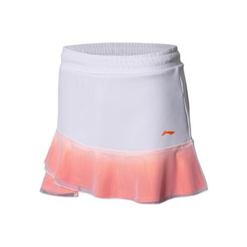 李宁ASKN006女子羽毛球短裙