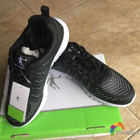 动态测评:乔丹XM4570250跑鞋入手体验图1
