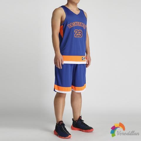 动态测评:篮人MAN2017B021篮球服套装入手体验图2
