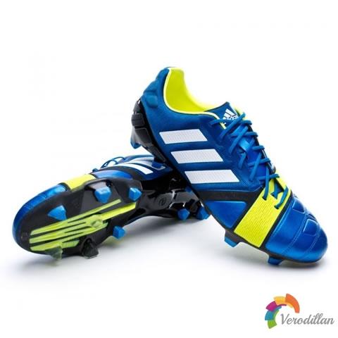 阿迪达斯NitroCharge系列首款球靴,专为狂战士设计