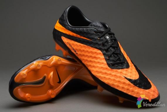 耐克推出HyperVenom新系列毒锋足球鞋