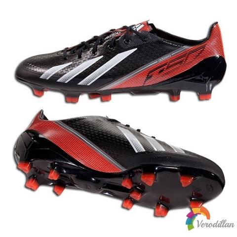 阿迪达斯发布AdiZero f50黑/白/红配色