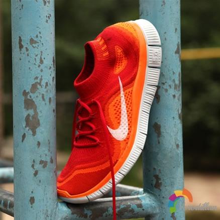 革命性突破:Nike Free Flyknit深度测评