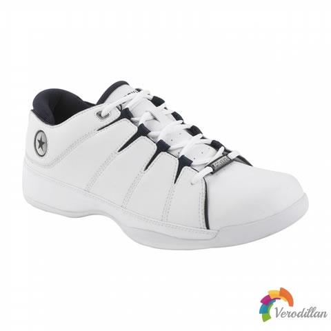 球鞋测评:CONVERSE Triple Deuce Mid,休闲运动兼修