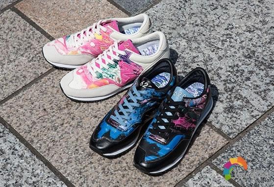 新百伦发布New Balance CW620联名鞋款