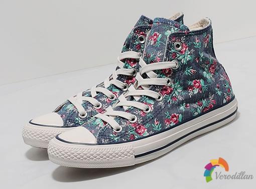 春天小碎花:Converse Chuck Taylor All Star Hi Floral系列