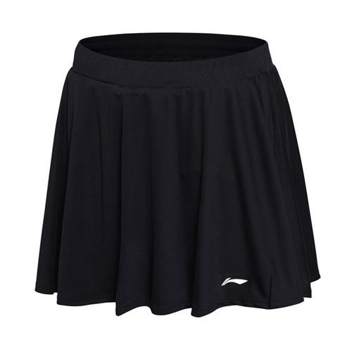 李宁ASKL116女子羽毛球短裙