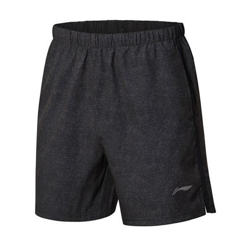 李宁AAPN259男子羽毛球短裤