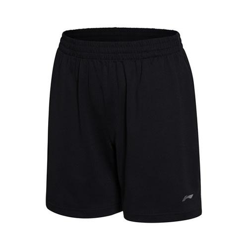 李宁AAPM138女子羽毛球短裤