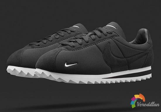 NikeLab Classic Cortez Big Tooth鞋款发售
