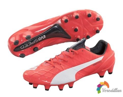 速度之选:PUMA evoSPEED 1.4 FG足球鞋发售