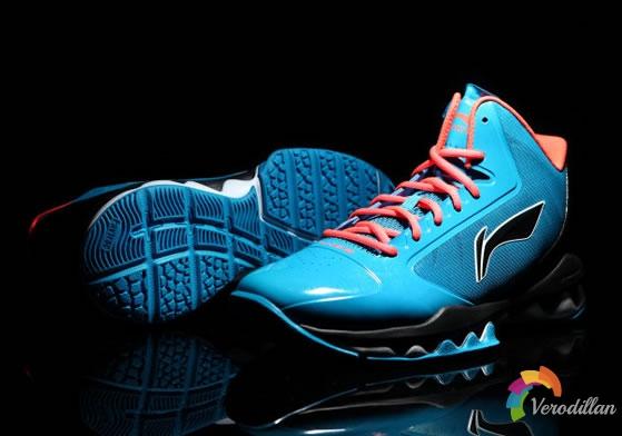 外场利器:李宁微弧篮球鞋深度测评