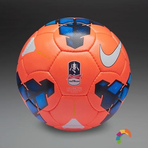 Nike Incyte(芒果色)足球亮相足总杯