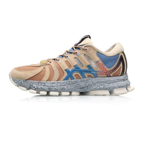 李宁ARZP012女子复古跑步鞋