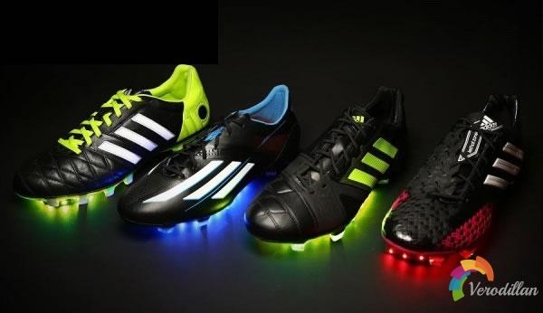 阿迪达斯推出四款黑色系列配色战靴