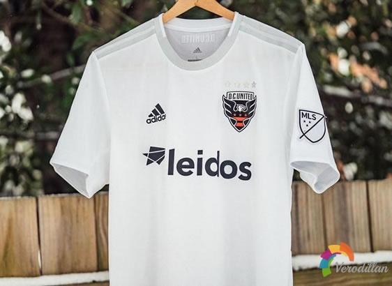 阿迪达斯发布华盛顿特区联2019赛季客场球衣