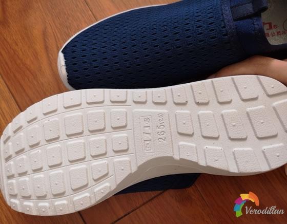 网友使用测评:回力夏季情侣款跑鞋