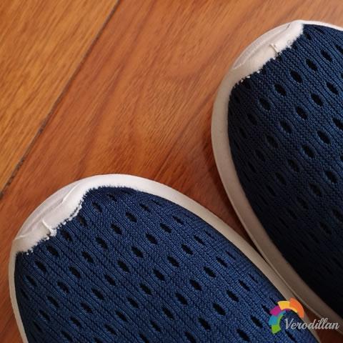 网友使用测评:回力夏季情侣款跑鞋图2
