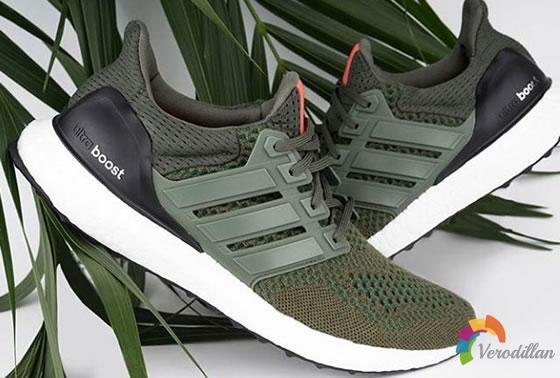 [新品曝光]adidas Ultra Boost完美演绎军绿配色
