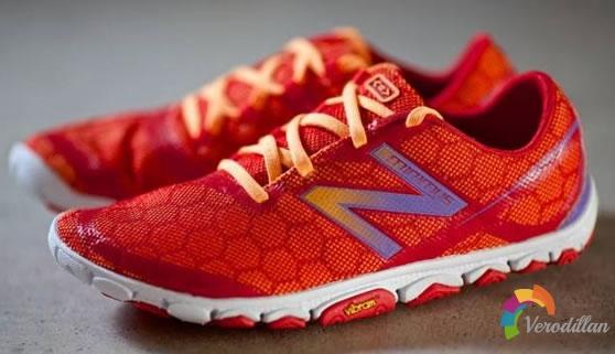 极致轻量:New Balance Minimus10专业慢跑鞋