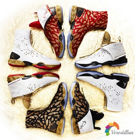 AIR JORDAN XX8 RAY ALLEN NBA FINALS PES,雷枪御用话题再现