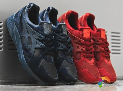 ASICS Gel Kayano Trainer Gore-Tex鞋款发售