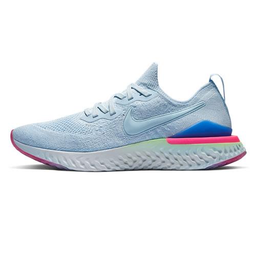耐克BQ8928 EPIC REACT FLYKNIT 2男子跑步鞋