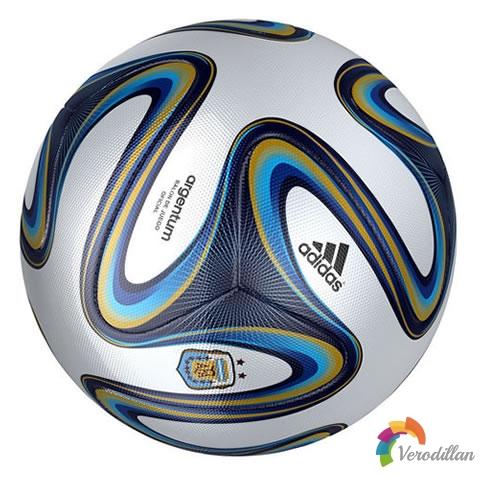 阿迪达斯发布2014阿根廷联赛比赛用球Argentum
