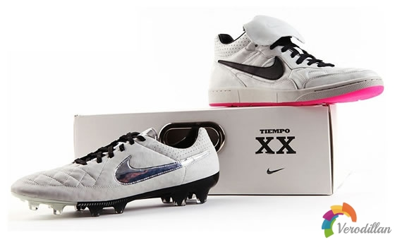 Nike Tiempo XX Pack Tiempo 20周年纪念版套装发布