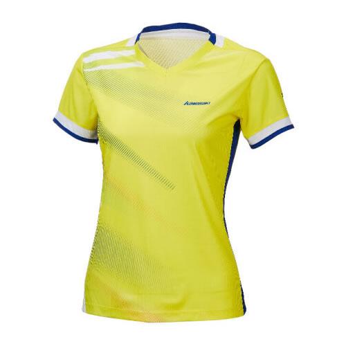 川崎ST-T2010女子羽毛球短袖