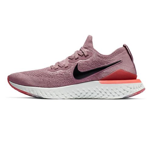 耐克BQ8927 EPIC REACT FLYKNIT 2女子跑步鞋