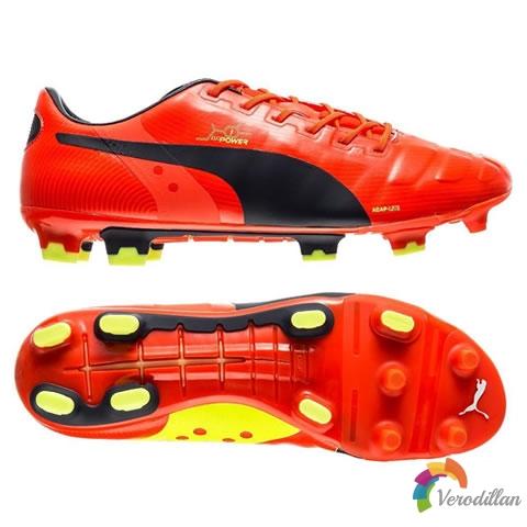 彪马推出evoPOWER全新高性能足球战靴