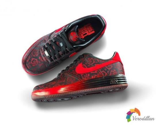 Nike Lunar Force 1 Luwan Never Gone 310103,永恒卢湾上海限定