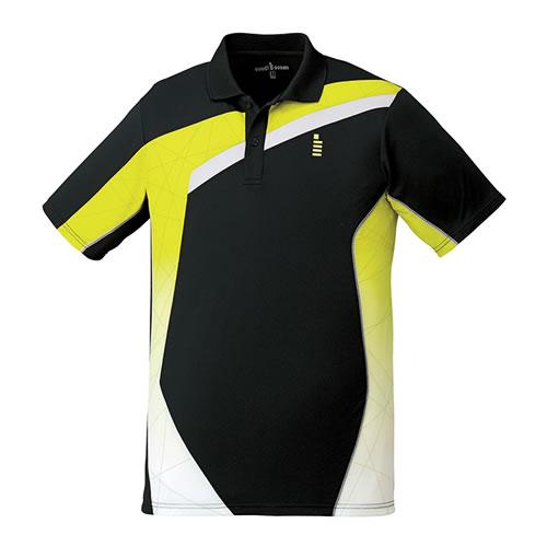 高神T1702男子羽毛球POLO衫