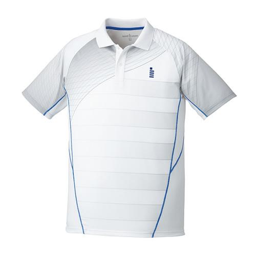 高神T1700男子羽毛球POLO衫