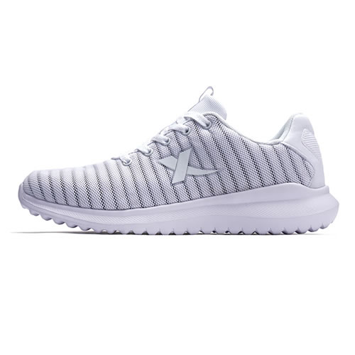特步983219116399男子跑步鞋