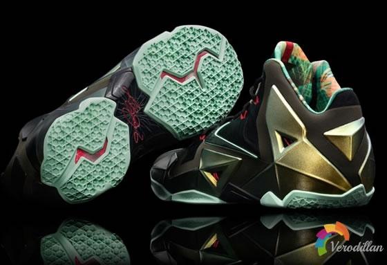 Nike LeBron 11 Kings Pride,天子风范蓄势待发