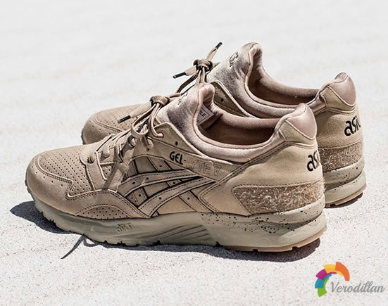 ASICS GEL-Lyte V Sand Layer最新联名鞋款发布