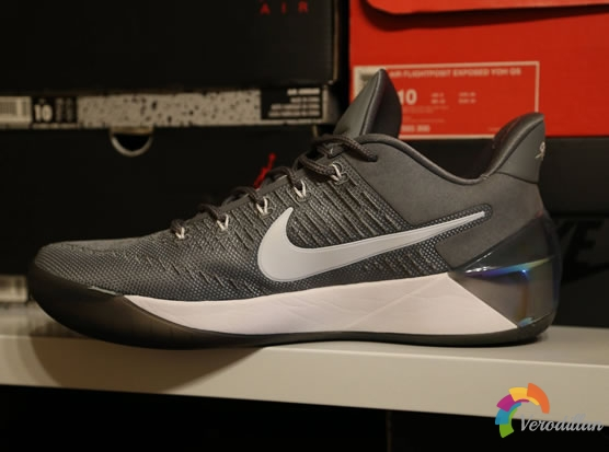 鞋评:Nike Kobe A.D深度测评报告
