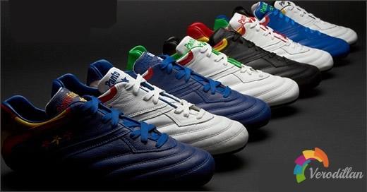 解读Pantofola Doro Ascoli系列欧洲杯战靴