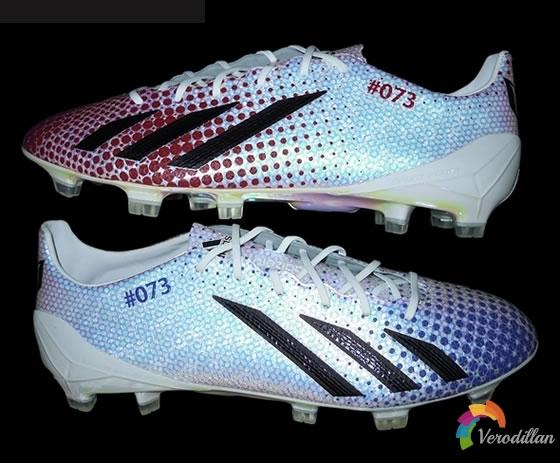[谍照曝光]adidas F50 adizero Messi 370进球纪录纪念版