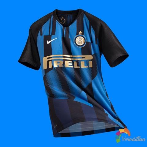 国际米兰推出20周年合作特别款球衣