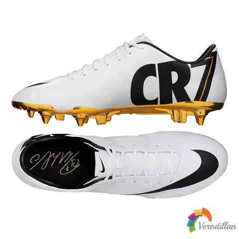 耐克推出Mercurial Vapor IX CR SE SG-PRO限量版足球鞋