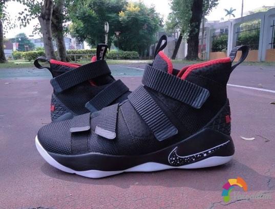 鞋评:Nike Zoom LeBron Soldier XI测评报告