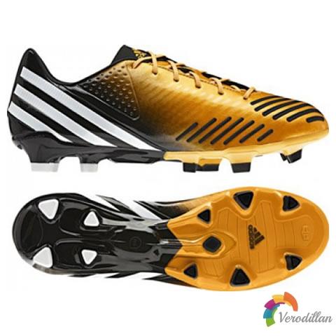 致命猎手:adidas Predator LZ白金战靴发布
