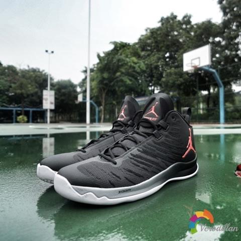 西决之路:Air Jordan Super.Fly 5性能测评