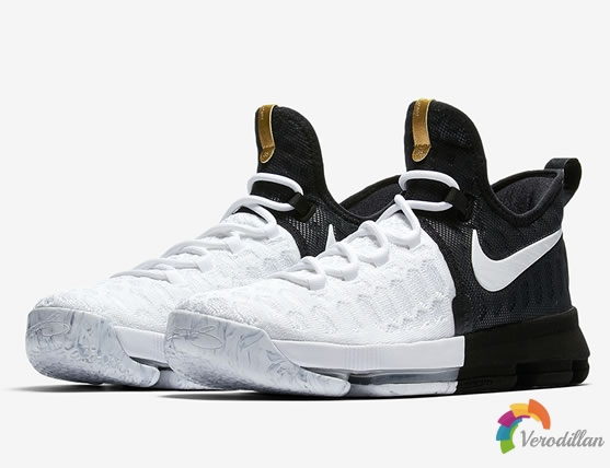 流星一逝:Nike KD 9实战测评