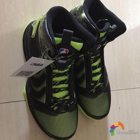 NBA N1631902专业篮球鞋试用测评图1