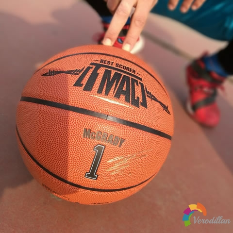 TMAC T-300S篮球实战测评